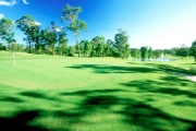 Escape Sydney & Play 18-Holes for 2 Players at the Riverside Oaks Golf Course for Just $89! Worth $160. Includes Motorised Cart Hire