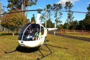 Take to the Skies with a Heli Flying Lesson for Just $299! Worth $600.  Learn with a Qualified Instructor! Upgrade for 2 or 3 Lessons