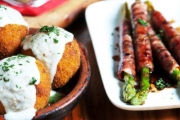 Lunch for 2 at El Bulli for Just $39! Worth $84. Enjoy 3 Tapas Dishes & a Half Jug of Sangria for 2 Incl. Spanish Meatballs, Empanadillas & More