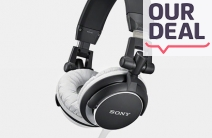 Grab a Pair of SONY MDR-V55 DJ-Style Foldable Headphones for Just $69! Worth $149. Features Gold Plated Plug & 40mm Neodymium Magnet Drivers