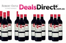 12 Bottles of James Oatley 2010 TIC TOK Shiraz for Just $99! Worth $260. Savour a Well-Rounded Red, Straight from the Vineyards of Robert Oatley