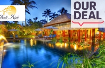 BALI Stay 6-Nights in Kuta & Ubud with a Beach & Countryside Package for 2 from Just $560! Worth $1544. Incl. Transfers, Massages & More
