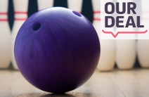 Get Lucky with a Game of Tenpin Bowling for 2 People Including Shoe Hire for Just $9! Worth $30. Upgrade for Group of 4. Wetherill Park