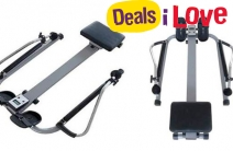 Row Your Way to a Fitter Body with the Home Exercise Rower for Just $139! Valued at $599. Features Low-Impact, Hydraulics-Based Resistance