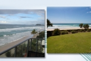 GOLD COAST Recharge Your Batteries with 3-Nights for 2 at the Beachfront Foreshore Apartments for Just $270. Valued at $435! Mermaid Beach