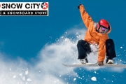 Shred the Slopes with $100 Worth of Ski Hire Equipment from Snow City, Jindabyne for Just $39! Get the Gear You Need to Work on Your Nollie