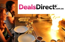 Say Moshi Moshi to Lunch or Dinner for 2 at Okori Teppanyaki for Just $35! Worth $75. Incl. 10-Dishes of Mixed Teppan & Dessert! Harris Park