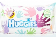 Clean Up with 12 Packs of HUGGIES Baby Wipes for Just $45! Worth $90. Includes Delivery. Cucumber Fresh Scent with Gentle Cleansing Formula