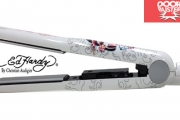 Tame Your Mane in Style with an ED HARDY Geisha Straightener for Just $40! Valued at $170. Includes Convenient Thermal Lined Travel Pouch