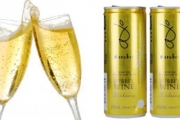 Case of Multi-Award Winning Sparkling Chardonnay for Just $54! Worth $79. A Fresh & Fruity Bubbly in 24 Single Serving Cans! Delivery Included