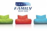 Chill Out on a Family Bean Bag for Just $69! Valued at $170. Includes Nationwide Delivery. Choose from a Green, Blue or Red Bean Bag