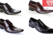 Be Prepared for Any Occasion with a Pair of Men's Formal Shoes from Just $60! Worth $139. Choose from a Range of Styles & Colours