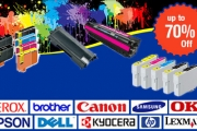 Stock Up with Ink Cartridge Bundles for Your Printer Starting from Just $27! Choose from Sets Compatible with BROTHER, EPSON, HP & CANON!