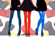 Brighten Your Winter Wardrobe with 4 Pairs of Coloured Stockings for Just $19, Worth $40! Make a Bold Statement. Choose from 8 Fun Colours