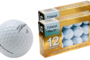 Get 2 Packs of 12 Titleist Pro V1 Refinished Golf Balls for Just $46, Worth $76! Became #1 Non-Wound Golf Ball in First Week on PGA Tour