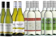 Mixed Case of 12 Bottles of Sauvignon Blanc for Just $89! Worth $177. Features 3 Varieties from New Zealand's Renowned Marlborough Wine Region
