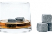 Chill & Swill with Six Reusable Whisky Stones for Just $16, Valued at $49! Includes Delivery. Keeps Drinks Cool Without Diluting Them